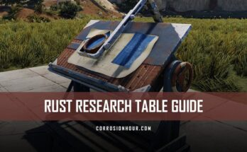 RUST Research Table Guide