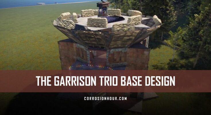 The Garrison Trio Base Design