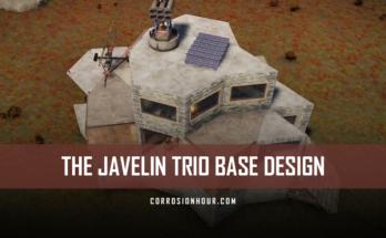 The Javelin Trio Base Design