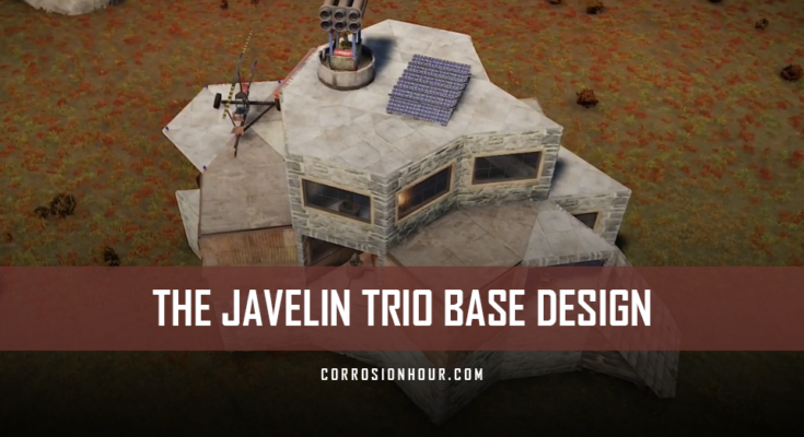 The Javelin Trio Base Design