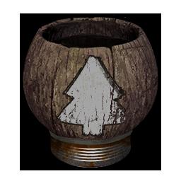 rust wood tea