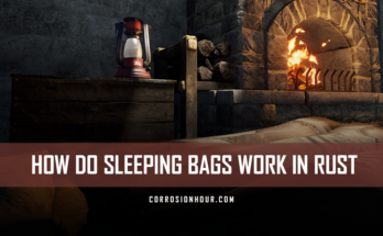How do Sleeping Bags Work in RUST