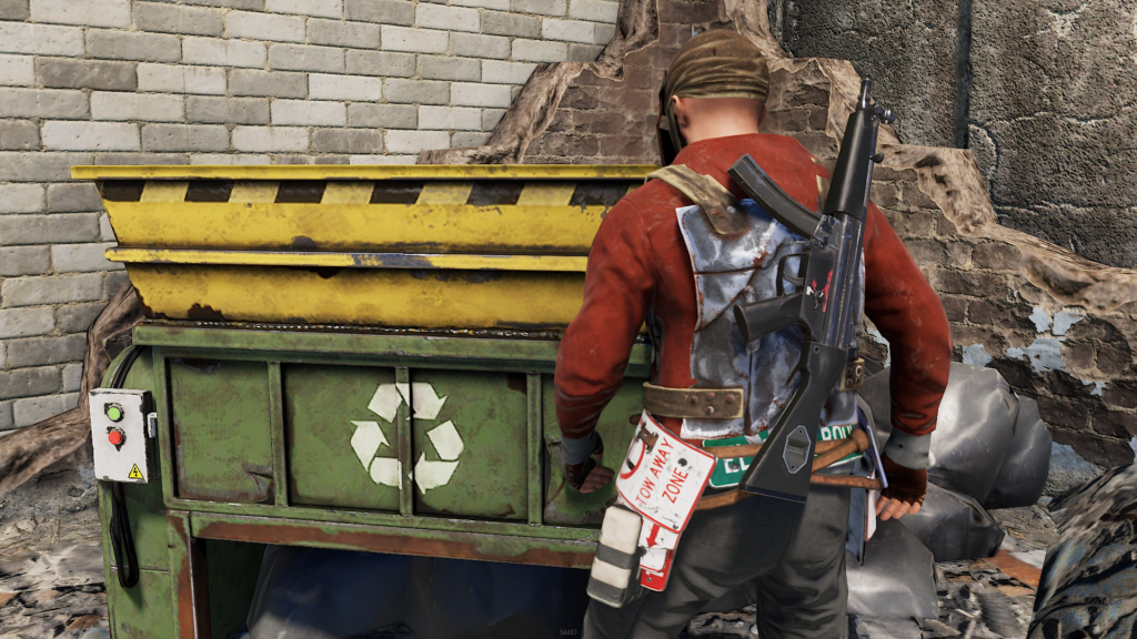 How to Find Explosives by Recycling