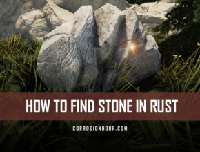 How to Find Stone in RUST