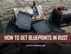How to Get Blueprints in RUST