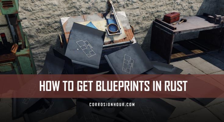 How to Get Blueprints in RUST