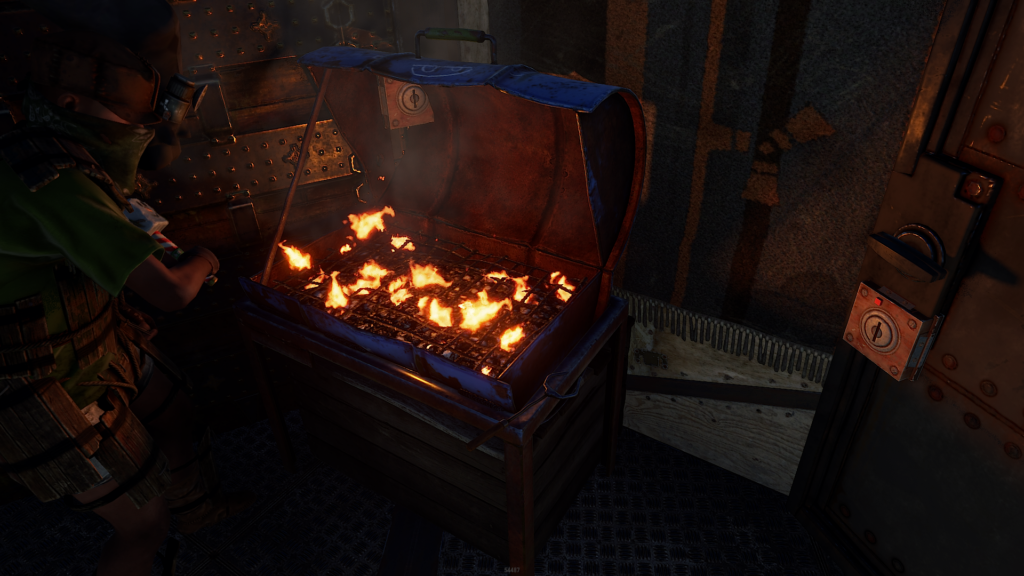 Cooking Meat in RUST