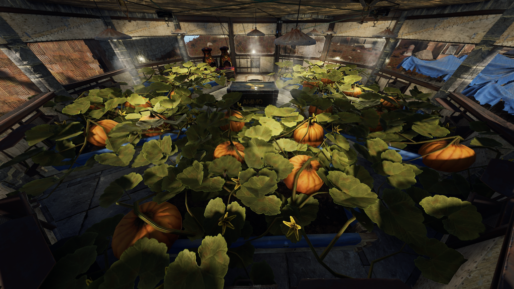 Farming for Food in RUST