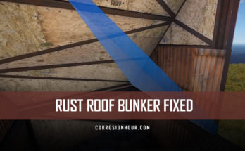 RUST Roof Bunker Fixed