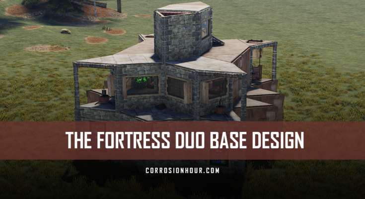 The Fortress Duo Base Design (2020)