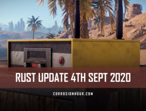 rust update for 4th september 2020