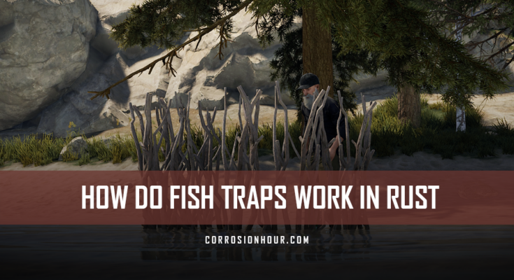 How do Survival Fish Traps Work in RUST
