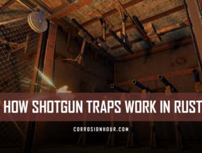 How Shotgun Traps Work in RUST