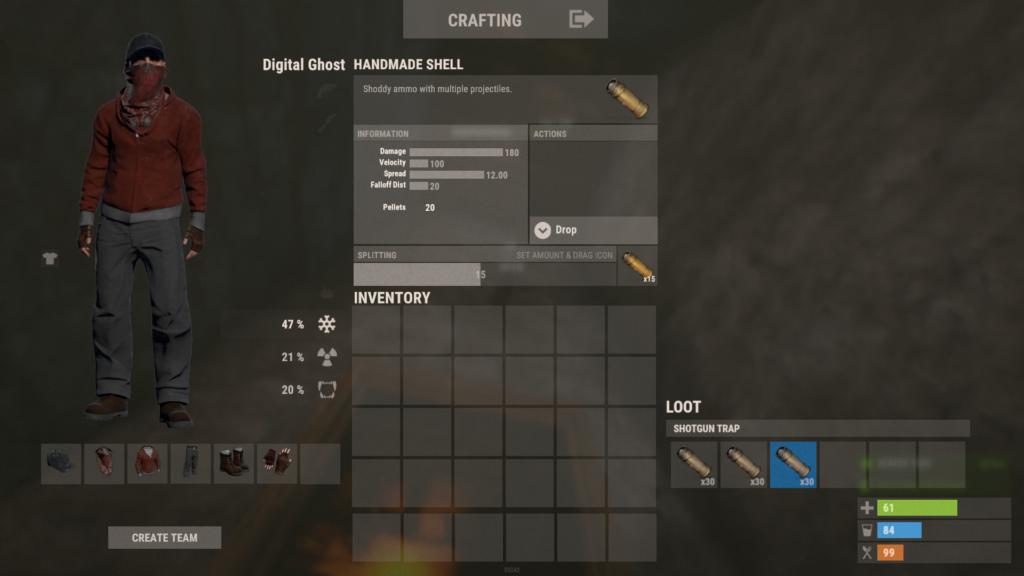 Refill Ammo for Shotgun Traps in RUST