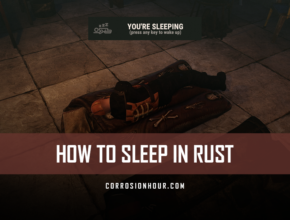 How to Sleep in RUST