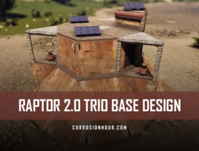 Raptor 2.0 Trio Base Design