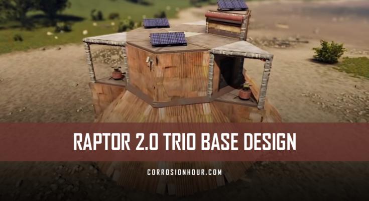Raptor 2.0 Trio Base Design