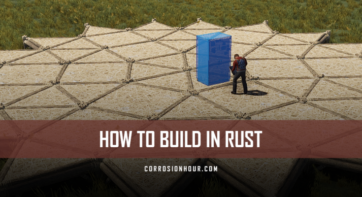 How to Build in RUST