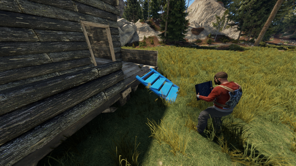 How to Build with Ramps in RUST