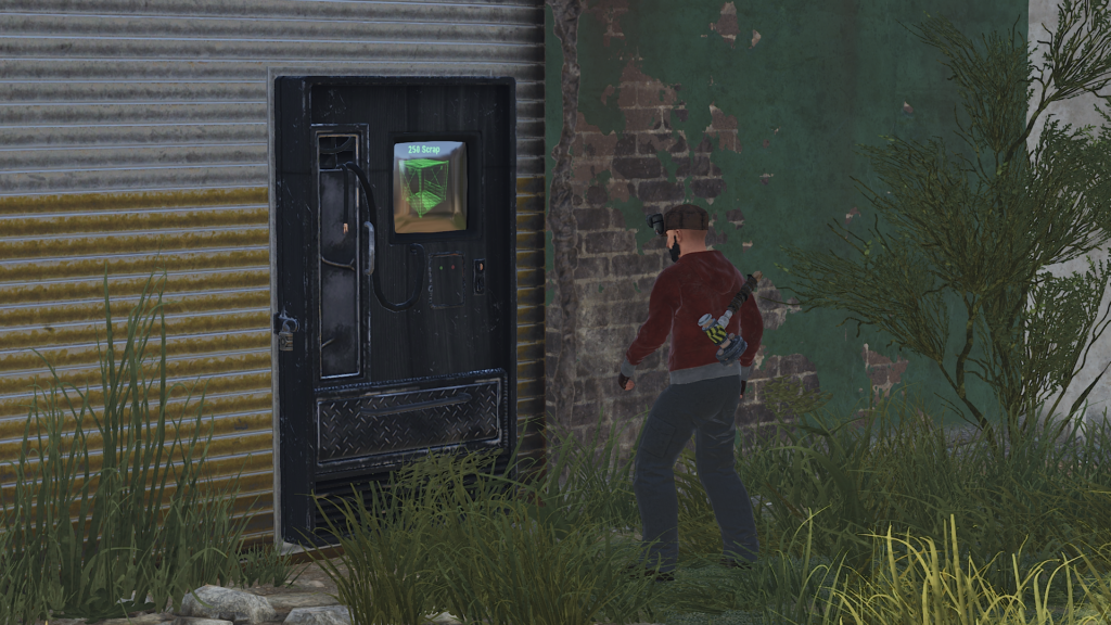 Purchase the RUST elevator
