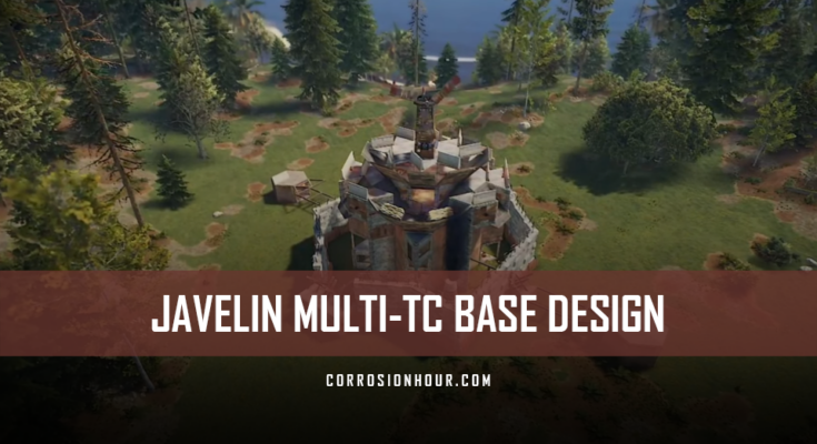 RUST Javelin Multi-TC Base Design