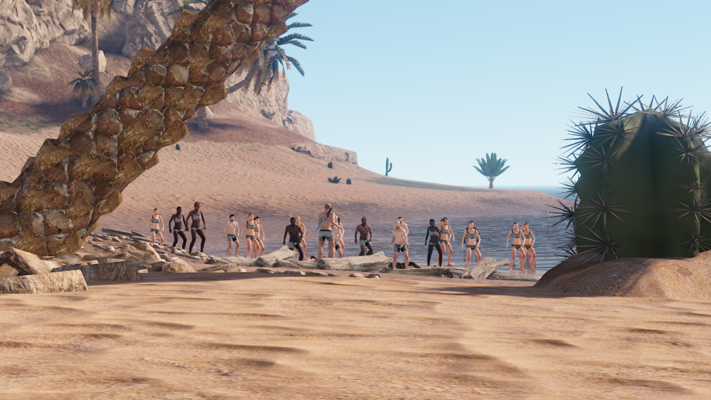 Zergs Boost Player Counts on RUST Servers