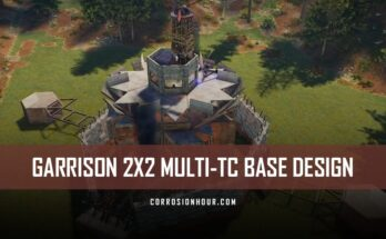 Garrison 2x2 Multi-TC Base Design