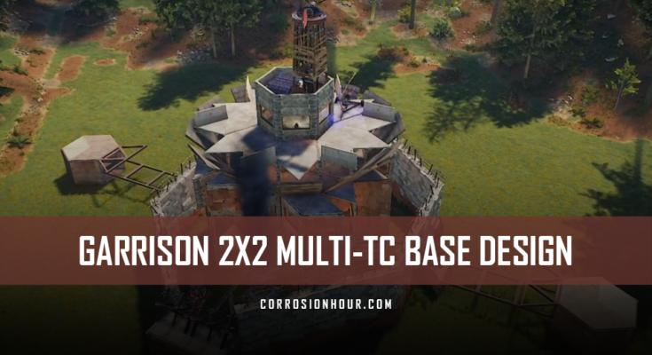 Garrison 2x2 Multi-TC Base Design