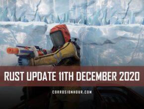 RUST Update 11th December 2020