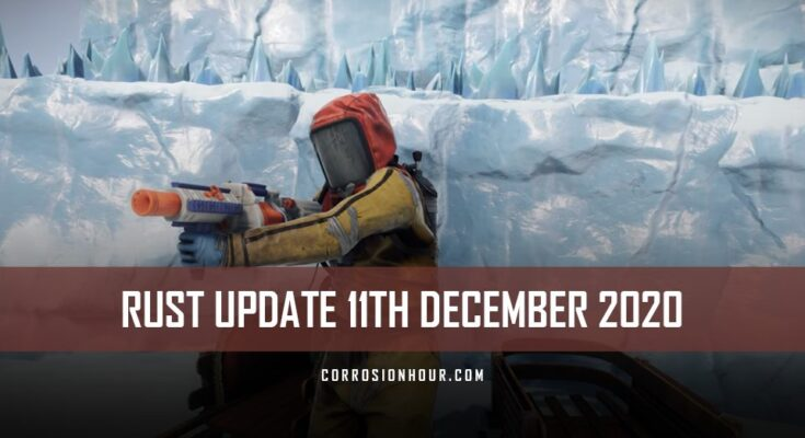 RUST Update 11th December 2020