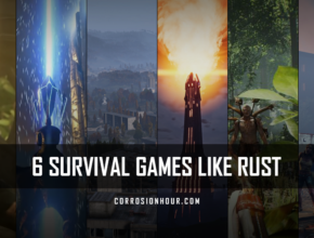 6 Survival Games Like Rust