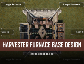 Harvester RUST Furnace Base Design