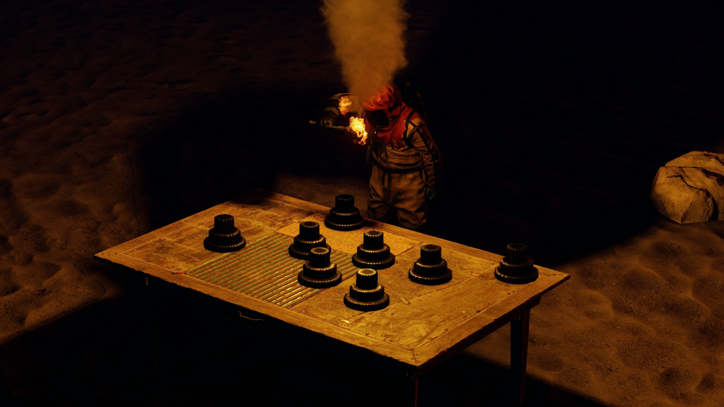 Gears are an essential component in RUST