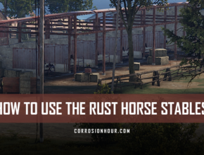How to Use the RUST Horse Stables