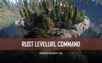 RUST Levelurl Command