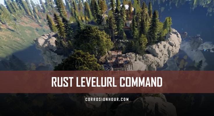 RUST Levelurl Command