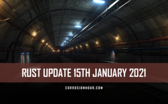 RUST Update 15th January 2021