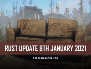 rust update 8th january 2021