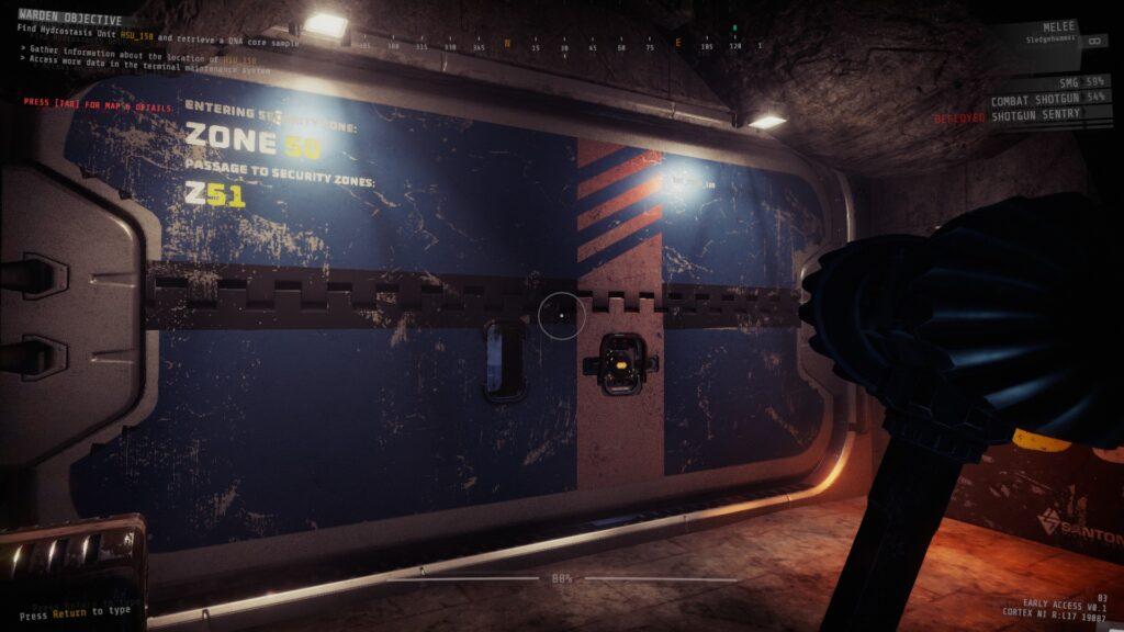 GTFO Locked Door
