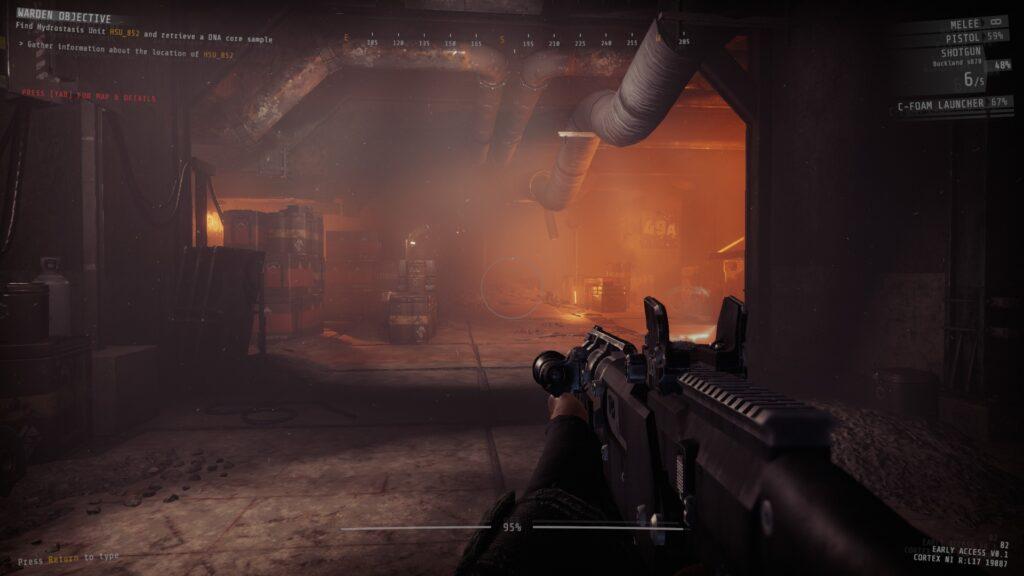 GTFO Weapon Shotgun
