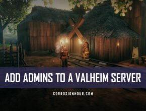 How to Add Admins to a Valheim Dedicated Server