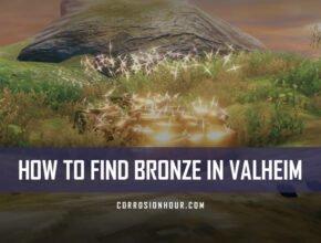 How to Find Bronze in Valheim