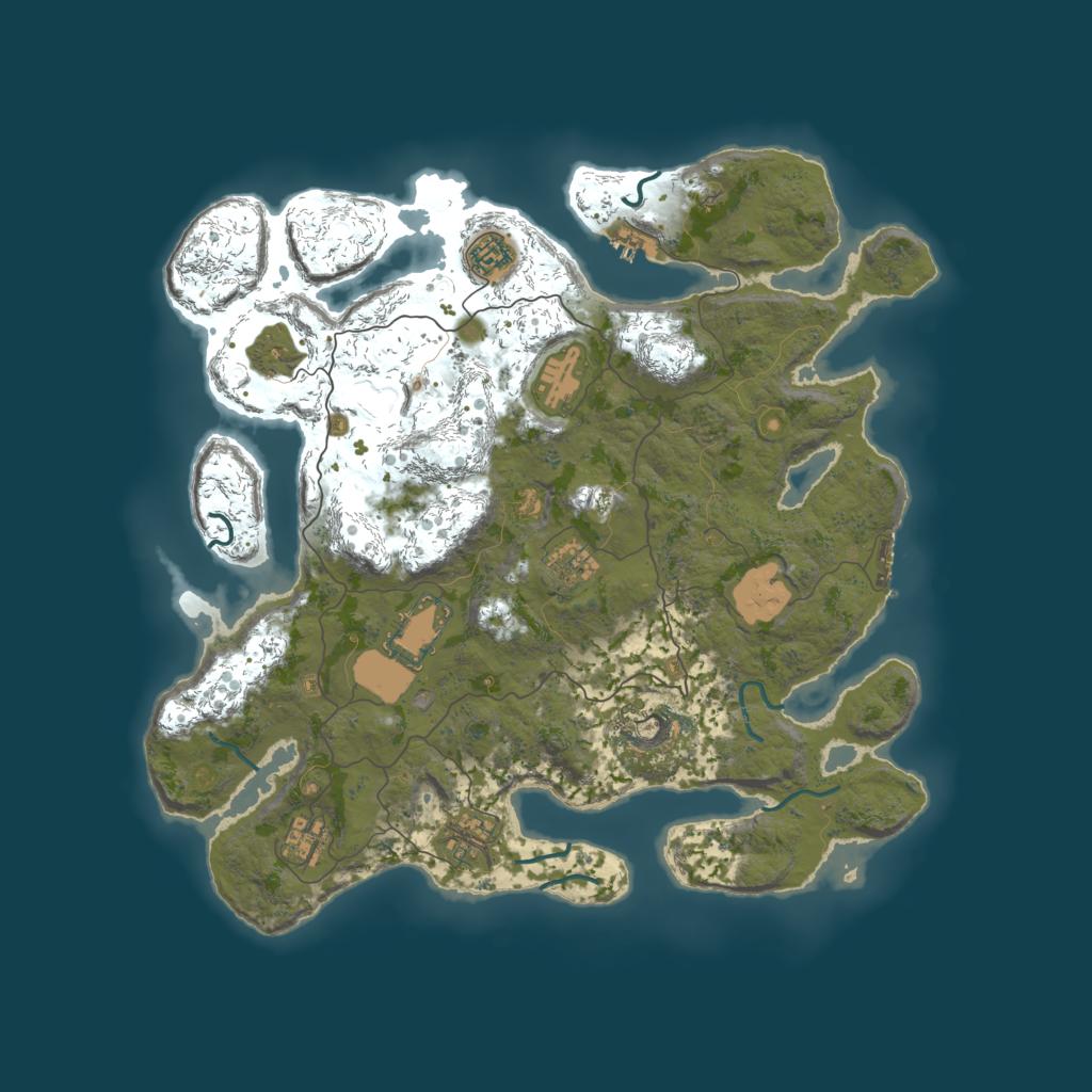 RUST Rendermap Example
