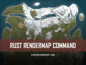 RUST Rendermap Command