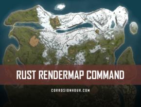RUST Rendermap Command