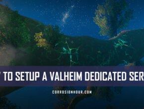 How to Set Up a Valheim Dedicated Server