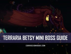 Terraria Betsy Mini Boss Guide