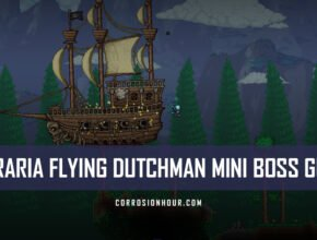 Terraria Flying Dutchman Mini Boss Guide