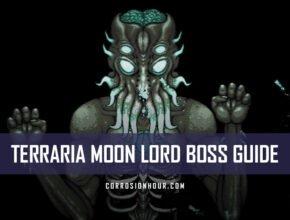 Terraria Moon Lord Boss Guide