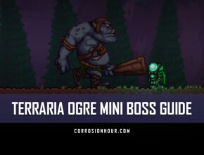 Terraria Ogre Mini Boss Guide